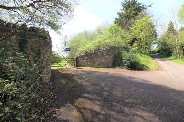 Thumbnail Land for sale in Stowell Hill Road, Tytherington, Wotton-Under-Edge