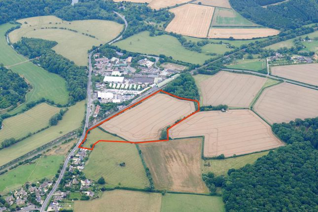 Thumbnail Land for sale in Hanborough Station, Long Hanborough