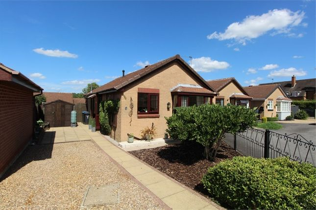 Thumbnail Detached bungalow for sale in Spruce Way, Lutterworth