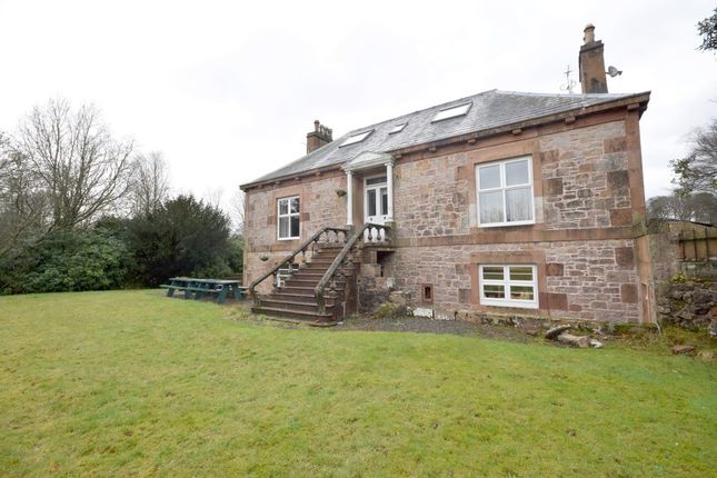 Thumbnail Country house for sale in Eaglesfield, Lockerbie