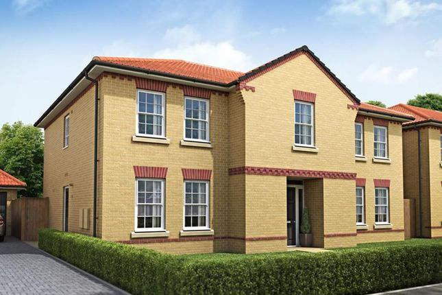 "Thumbnail Detached house for sale in ""Glidewell"" at Sir Williams Lane, Aylsham, Norwich"