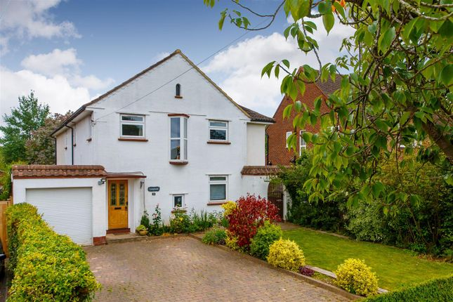 4 bed detached house for sale in Highfield, Letchworth Garden City