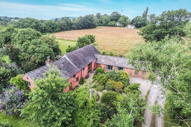 Thumbnail Detached house for sale in Llanvapley, Abergavenny
