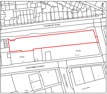 Thumbnail Land to let in Plot Adjacent To 581/583 Thornton Road, Bradford