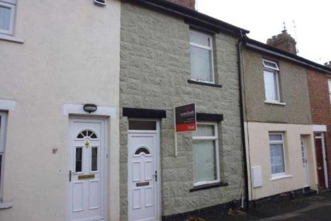 Thumbnail Terraced house to rent in Regent Mount, Harrogate, North Yorkshire