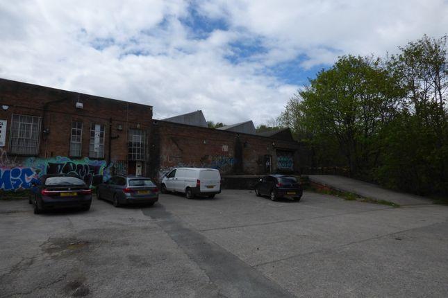 Thumbnail Land for sale in Manchester Road, Mossley, Ashton-Under-Lyne