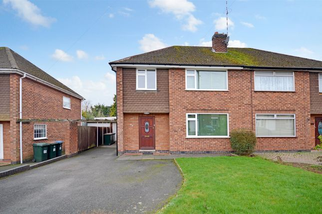 Semi-detached house in  Frobisher Road  Styvechale  Coventry  Birmingham