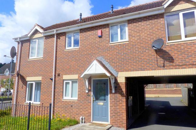 Thumbnail Flat to rent in Scholars Way, Mansfield