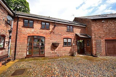 Thumbnail Barn conversion to rent in Goose Lane, Hatton, Warrington