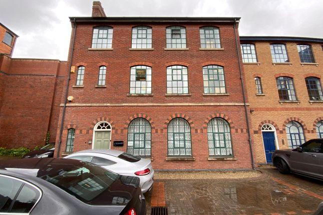 Office to let in 7 Sovereign Court, Jewellery Quarter, Birmingham