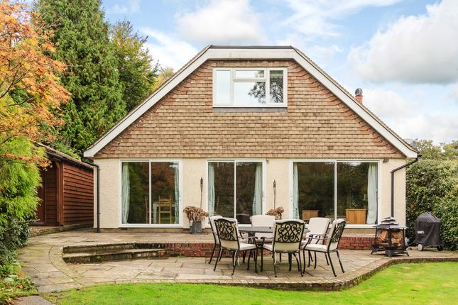 Thumbnail Detached house for sale in Ryewell Hill, Edenbridge, Kent