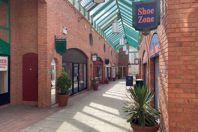 Thumbnail Retail premises to let in Bell Centre, Nottingham Street, Melton Mowbray