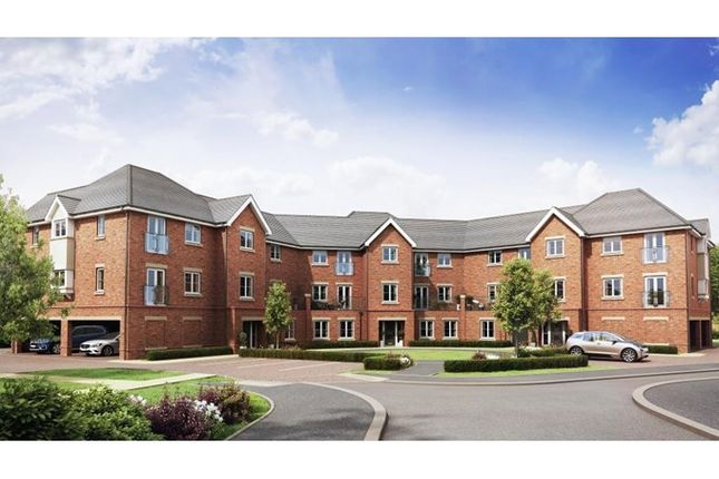 1 bed flat for sale in The Prospect, Wildflower Drive, Calcot Berkshire