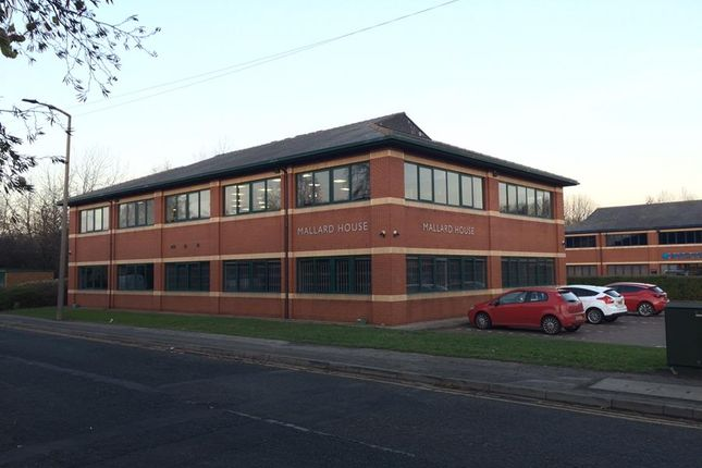 Thumbnail Office to let in Mallard House, Heavens Walk, Doncaster