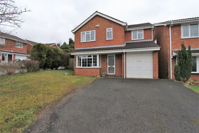 Thumbnail Detached house for sale in Lowdham, Wilnecote, Tamworth