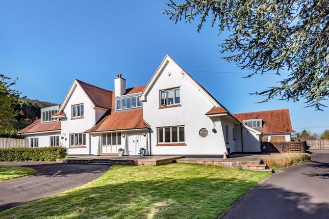 Thumbnail Detached house for sale in Greenhill Road, Sandford, Winscombe