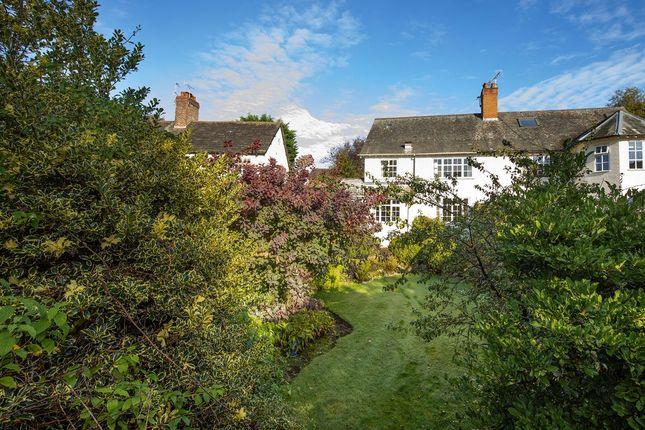 Garden of Heyes Lane, Alderley Edge SK9
