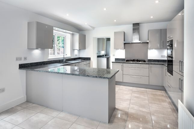 Thumbnail Detached house for sale in Mount Hill Farm, Tetsworth