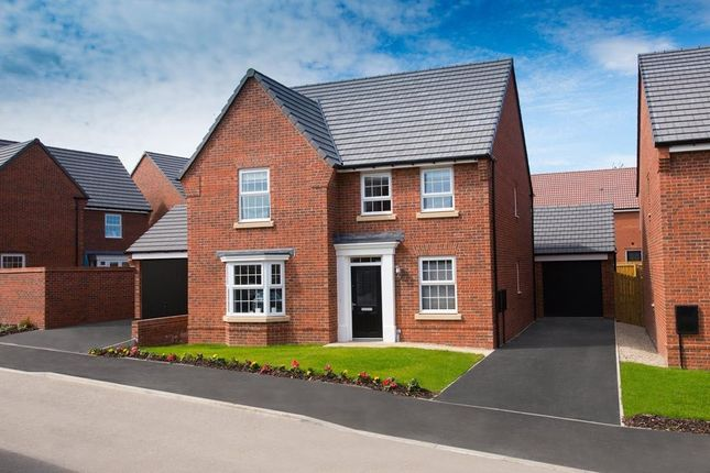 "Thumbnail Detached house for sale in ""Holden"" at Ada Wright Way, Wigston"
