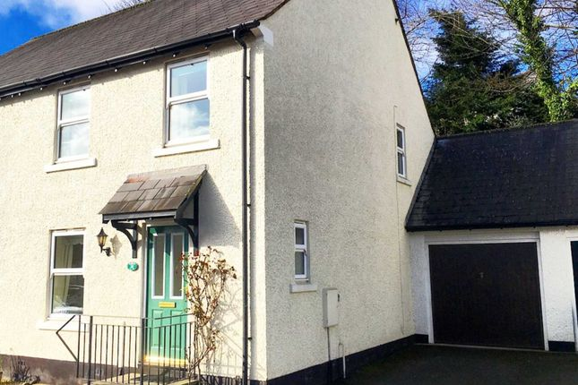 Thumbnail Semi-detached house for sale in Miners Close, Ashburton, Newton Abbot
