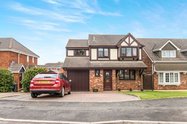 Thumbnail Detached house for sale in Lichgate Road, Alphington, Exeter