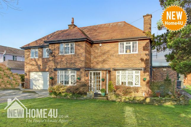 Front Of Home: of Gwernaffield Road, Mold CH7