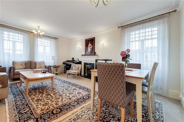 4 bed flat for sale in Hyde Park Mansions, Chapel Street, London NW1