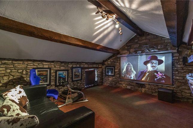 Cinema Room of Blacko Bar Road, Roughlee, Nelson BB9