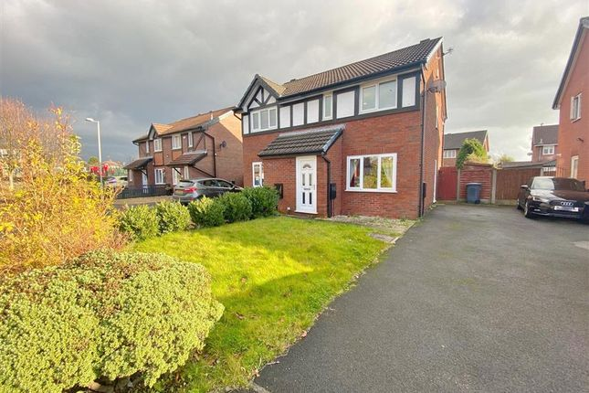 Thumbnail Property to rent in Scholars Green, Lea, Preston