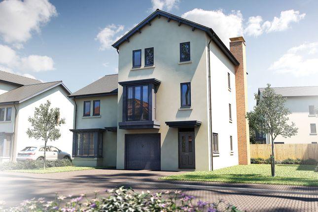 "Thumbnail Semi-detached house for sale in ""The Brunton"" at Prestbury Road, Prestbury, Cheltenham"