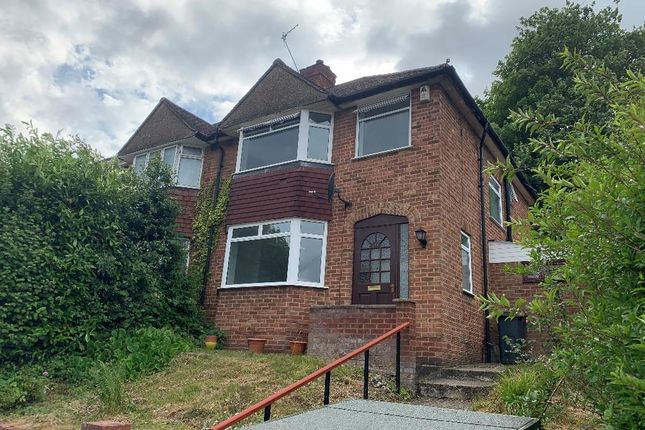 Thumbnail Semi-detached house to rent in Dashwood Avenue, High Wycombe