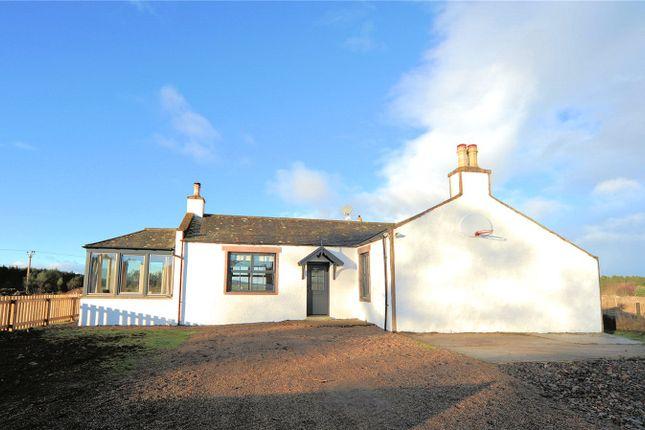 Thumbnail Detached bungalow to rent in Brathens Cottage, Glassel, Banchory