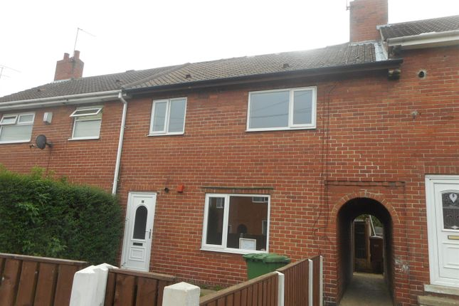 Thumbnail Terraced house to rent in School Strret, Upton, Pontefract