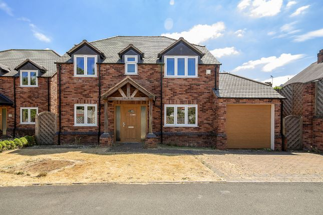 Thumbnail Detached house for sale in Evesham Road, Redditch