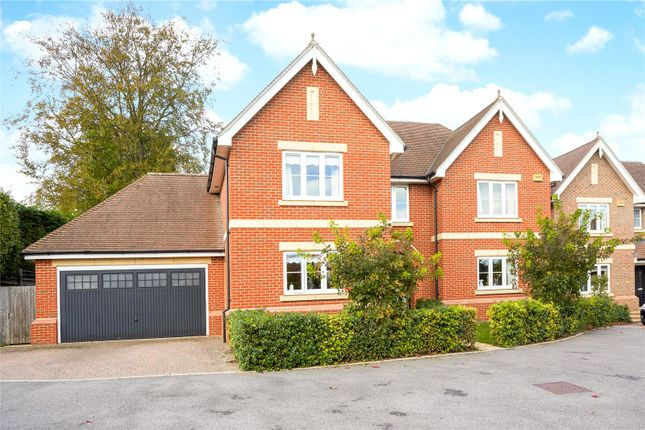Thumbnail Detached house for sale in Yew Tree Close, Epsom, Surrey
