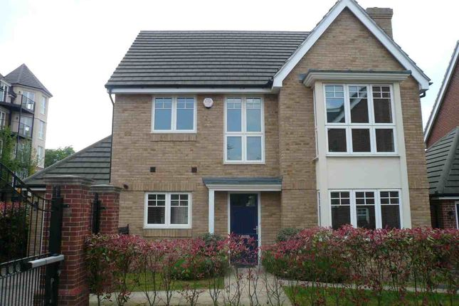 Thumbnail Detached house to rent in Myddleton Close, Stanmore