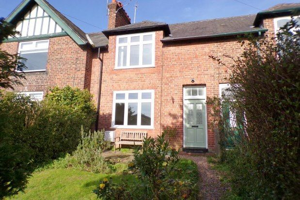 Thumbnail Cottage to rent in Riverbank Close, Wirral