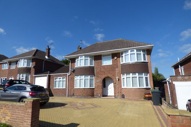 Thumbnail Detached house to rent in Windsor Road, Old Town, Swindon