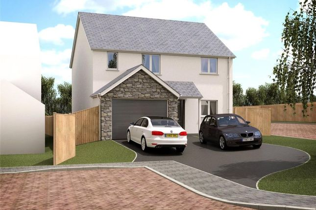 Thumbnail Detached house for sale in Valley View, Rally Close, Lanreath, Looe