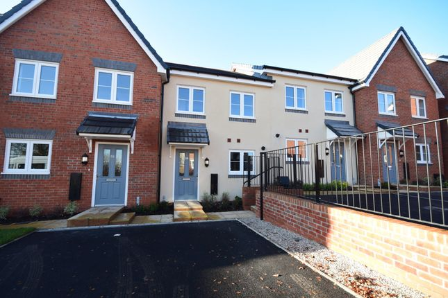 Thumbnail Terraced house for sale in Barn Croft, Malpas