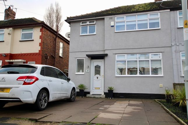 Thumbnail Semi-detached house for sale in Jubilee Drive, Bootle