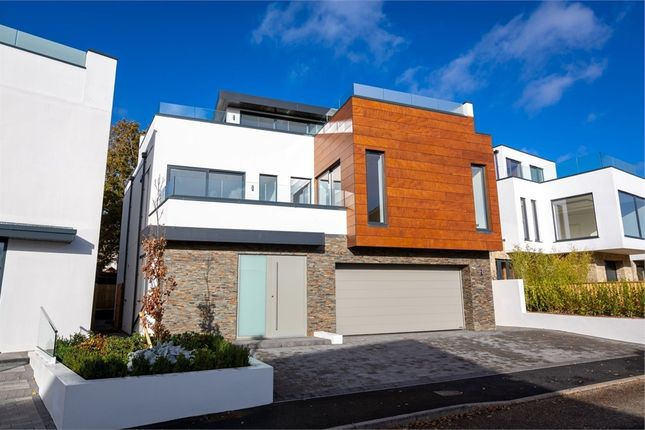 Thumbnail Detached house to rent in Daylesford Close, Whitecliff, Poole, Dorset