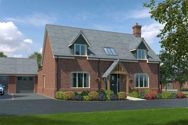 4 bed detached house for sale in Main Street, Osgathorpe, Loughborough LE12
