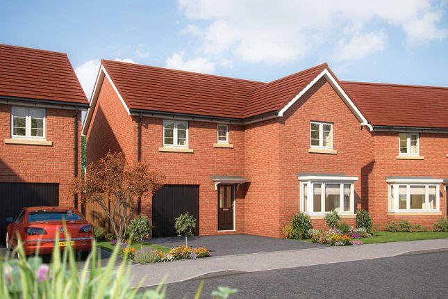 """4 bed detached house for sale in """"The Grainger"""" at Flawforth Lane, Ruddington, Nottingham NG11"""