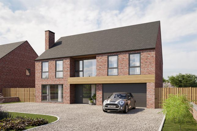 4 bed detached house for sale in Plot 6, Walnut Tree Drive, Reepham LN3