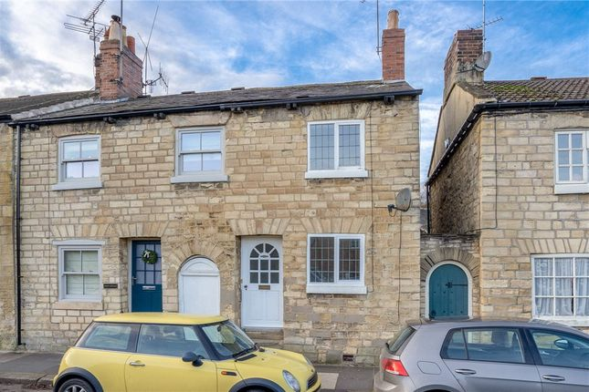 Thumbnail Terraced house to rent in Streambank Cottage, Front Street, Bramham, Wetherby