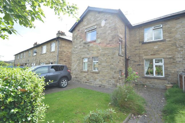 Thumbnail Semi-detached house for sale in Greenfield Road, Bollington, Macclesfield, Cheshire