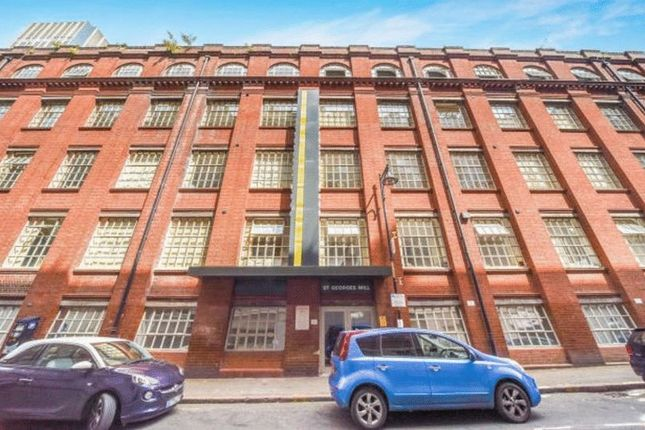 Thumbnail Duplex for sale in Wimbledon Street, Leicester