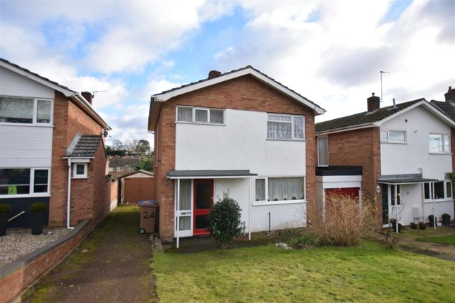 Thumbnail Detached house for sale in Rugge Drive, Norwich