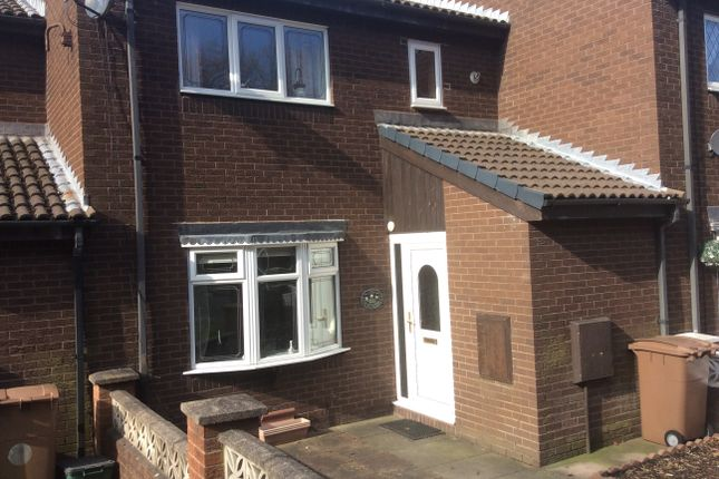 3 bed terraced house for sale in Lower Bryan Street, Hanley, Stoke-On-Trent ST1